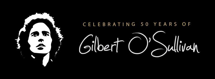 Gilbert O'Sullivan Live at The Bord Gais Energy Theatre 26th November 2017 & at Leisureland. Dublin on 25th November 2017